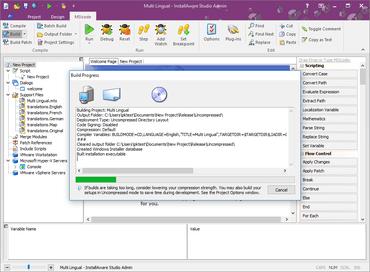 InstallAware Developer X11 Service Pack 2