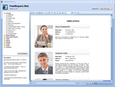 FastReport.Net WinForms 2020.2