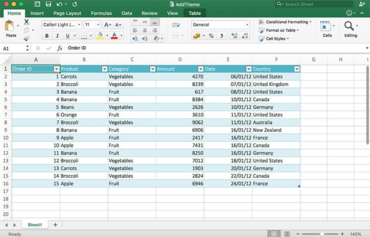 GrapeCity Documents for Excel, Java Edition 3.1