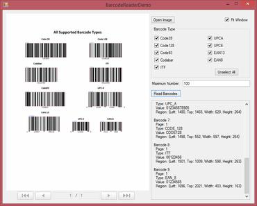 Dynamsoft Barcode Reader 7.4