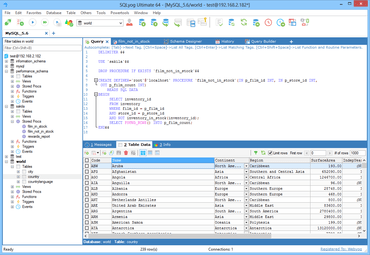 SQLyog v13.1.6