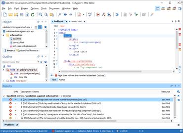 Oxygen XML Developer Enterprise V22.1