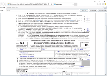PDFView4NET WPF Edition V6.0