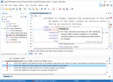 Oxygen XML Developer Professional V22.1 Build ID: 2020061102