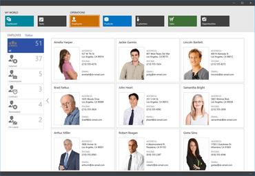 DevExpress Windows 10 Apps 20.1.6