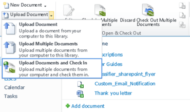 SharePoint Batch Check In v2.16.0.715