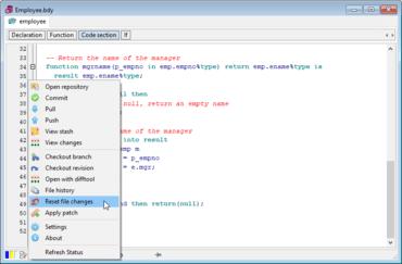 PL/SQL Developer v14.0