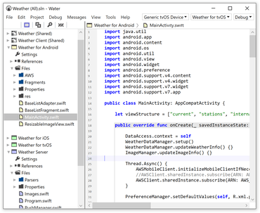 RemObjects Elements 10.0.0.2551