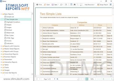 Stimulsoft Reports.Wpf 2020.4.2