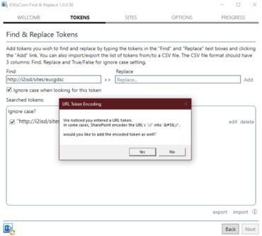 KWizCom SharePoint Find & Replace v1.0.0.79