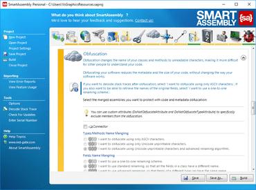 SmartAssembly Pro 7.5.x