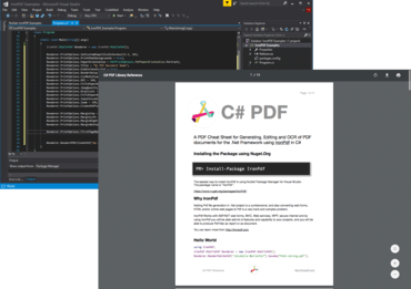 IronPDF 2020.10.3.3