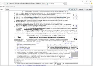 PDFView4NET WPF Edition V6.1