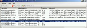 EaseFilter File System Process Filter Driver SDK v5.0.6.4