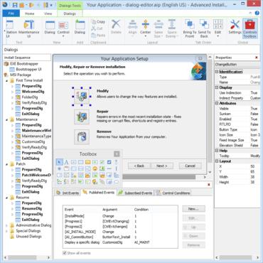 Advanced Installer Enterprise 17.7