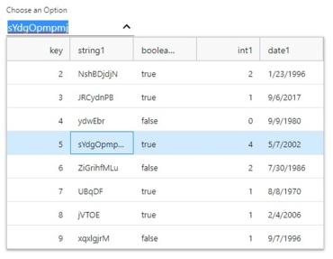 Infragistics Ignite UI for Web Components 20.2