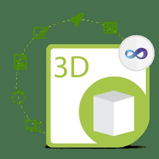 Aspose.3D for .NET V21.1