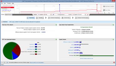 ANTS Memory Profiler v11.0.0