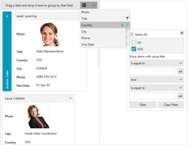 Telerik UI for WPF R1 2021