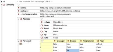 Altova XMLSpy Enterprise XML Editor 2021 Release 2 SP1