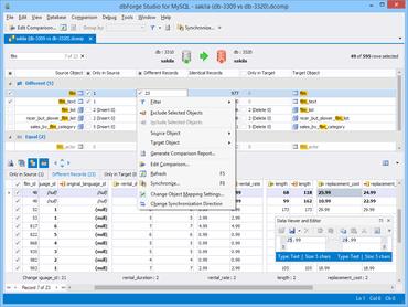 dbForge Studio for MySQL V9.0.567