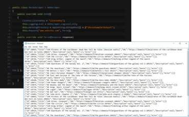 IronWebScraper for .NET 2021.6.5