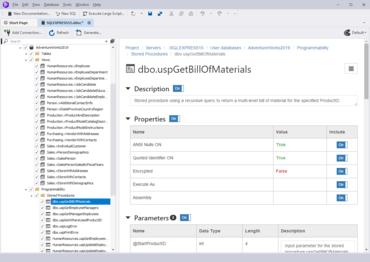 dbForge Documenter for SQL Server V1.5.67