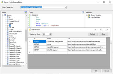Devart SSIS Data Flow Components for Podio released