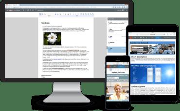 oXygen XML Web Author released