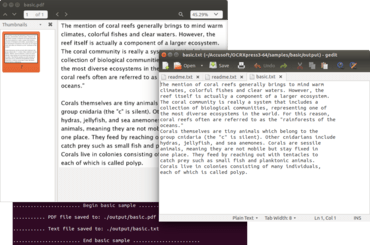 OCR Xpress for Linux released