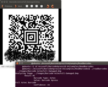 Barcode Xpress for Linux released