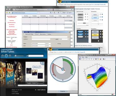 ComponentOne Studio 2009 v3 released