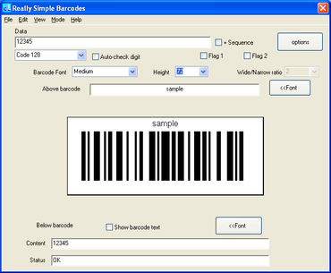 Really Simple Barcodes updated