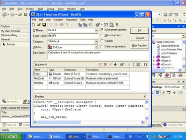 XLL Plus for Visual Studio updated