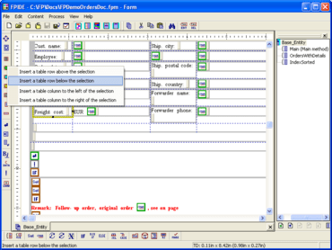 FinerEdge Publisher adds PLOT tags
