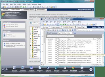 InstallShield 2011 integrates with TFS