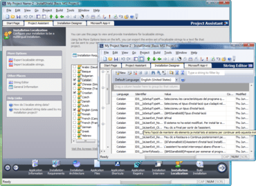 InstallShield 2011 integrates with TFS