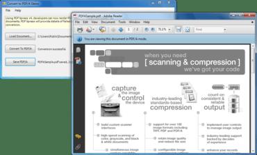 PDF Xpress improves memory management