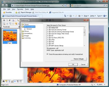 Prizm Viewer adds Windows 7 support