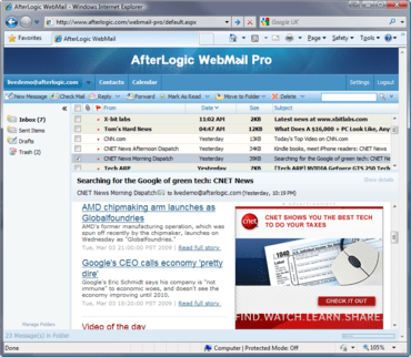WebMail Pro ASP.NET adds new licenses
