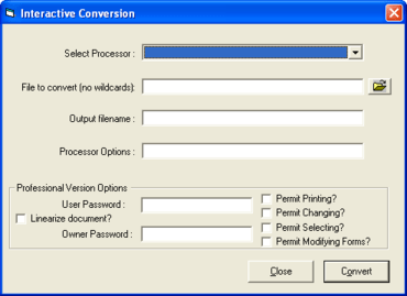 DocConverter adds two-way PDF conversion