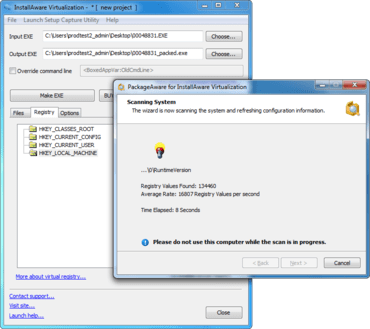 Virtualization tool adds .NET support