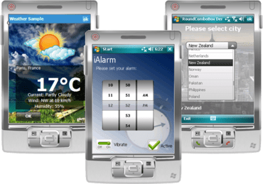 Bee Mobile iPack adds Windows CE support