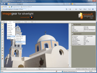 Add XAML image display to your Silverlight apps