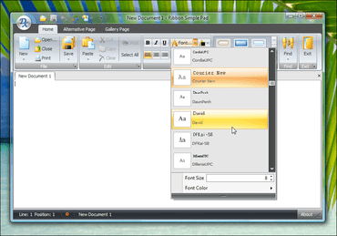 XtraBars Suite 2011 vol 1 adds Ribbon Mini Toolbar