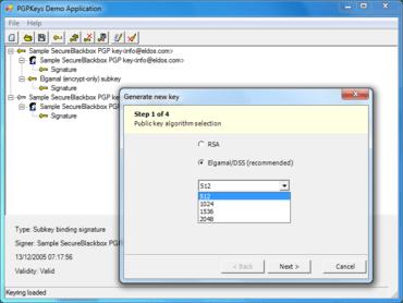 OpenPGPBlackbox 9.0 improves file system security