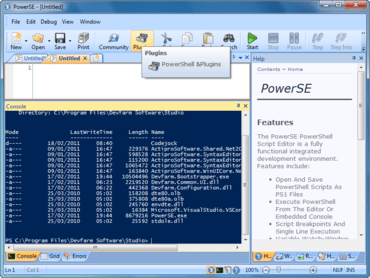 PowerSE improves runtime engine