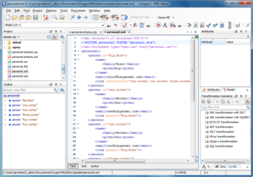 oXygen XML Editor extends EPUB support