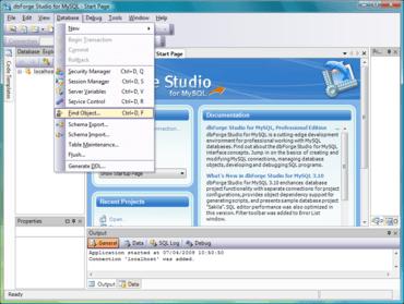 dbForge Studio for MySQL improves compatibility