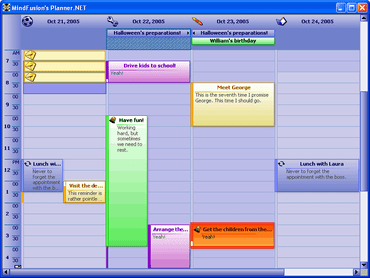 MindFusion Planner .net adds Excel exporting
